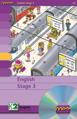Max-Lernkarten + CD ENGLISH STAGE 3: Satzbau, Sprachbetrachtung.
