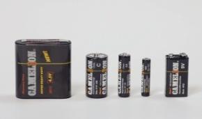 Batterie, einweg, Mignonzellen,  1,5 V, Satz (4)