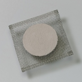 Wärmeschutz-Drahtnetz mit Keramikfaser, 15x15 cm