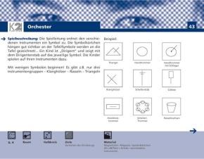 Wahrnehmungskartei: Visuelle und gustatorische Beobachtung, 100