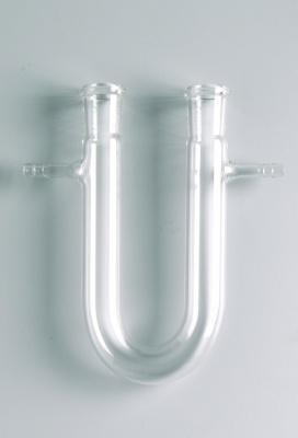 U-Rohr, SB 19, 180 mm, mit seitlichen Ansätzen
