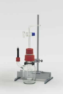 "Schülerexperimentier - Gerätesatz (SEG) ""Gasentwicklung"", mit Stativmaterial"