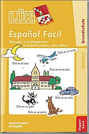 Lük-Heft Español Fácil