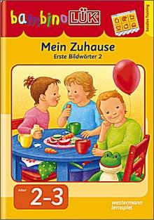 bambinoLük-Heft Mein Zuhause