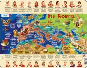 Puzzle - Die Römer, Format 36,5x28,5 cm, Teile 110