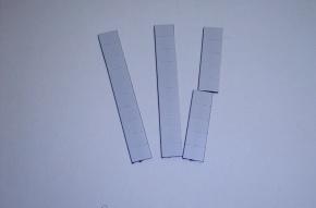 Satz Kippmagnete für Zusatzpläne, grau