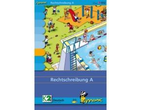 Max Lernkarten,  Rechtschreibung A