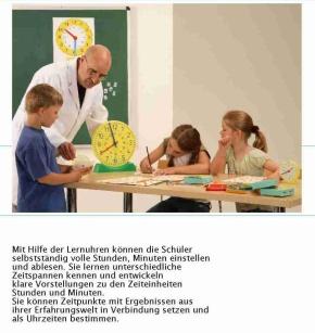 Tafeluhr / Uhrenmagnetsatz