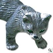 Meine Katze - mit Tierfigur -Minka-